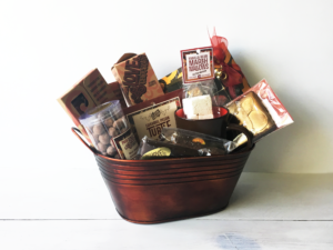Mountains of Chocolate Gift Basket